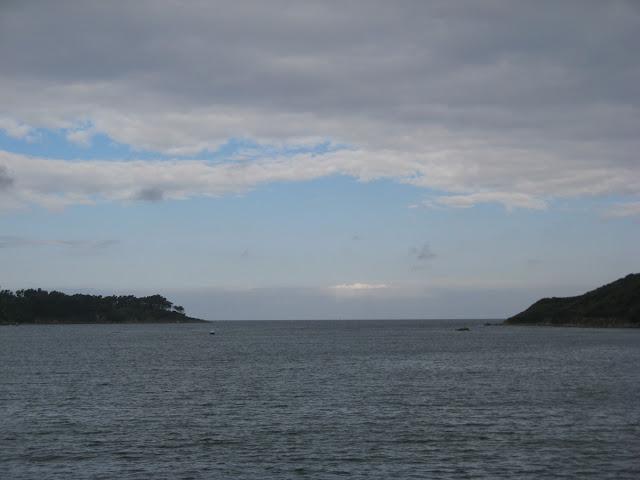 Baie de la Vierge