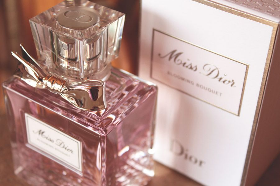 Pink, Candy, Pop: Miss Dior Blooming Bouquet EDT