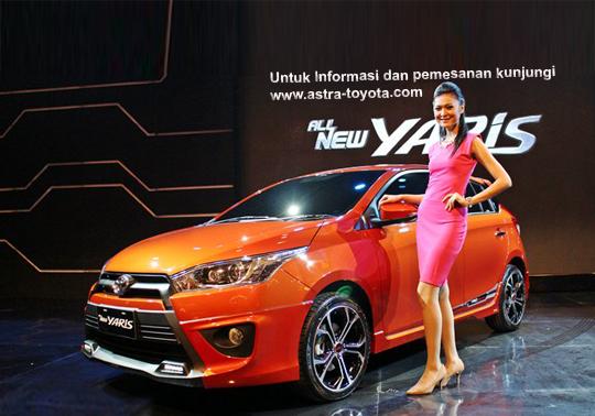 Toyota Yaris Trd 2015 Harga New Agya Trd-s Mobil All Tipe E, G, S, Baru ...