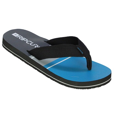 model sandal ripcurl