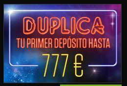casino777 25 euro gratis