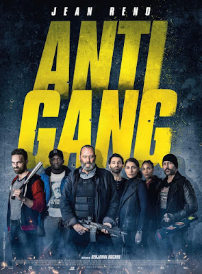 Antigang 2015 DVD R4 NTSC Latino