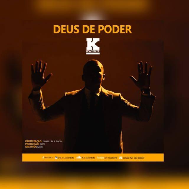 Mister K (O Sacerdote) - Deus De Poder