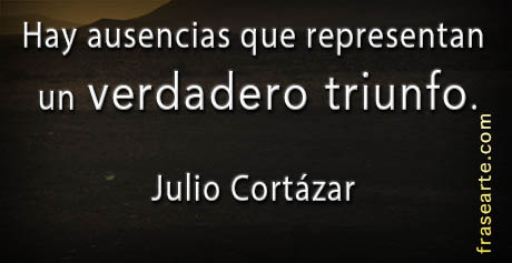 Citas célebres de Julio Cortázar