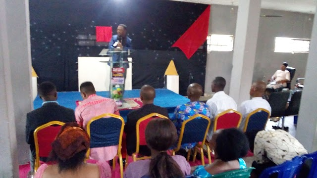 Word and grace service