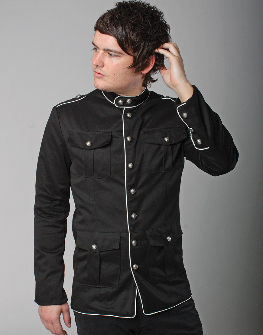 Most Wanted Fashion: MEN's JACKET DESIGNS ( Retro Jackets ...