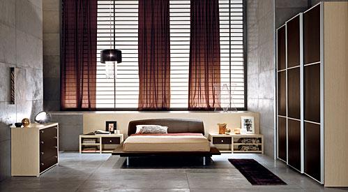Dormitorios con estilo octubre 2012 for Letto minimalista