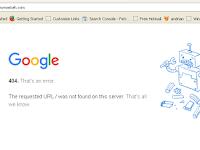 Konfigurasi Domain TLD Blogger Agar Dapat Diakses Tanpa WWW