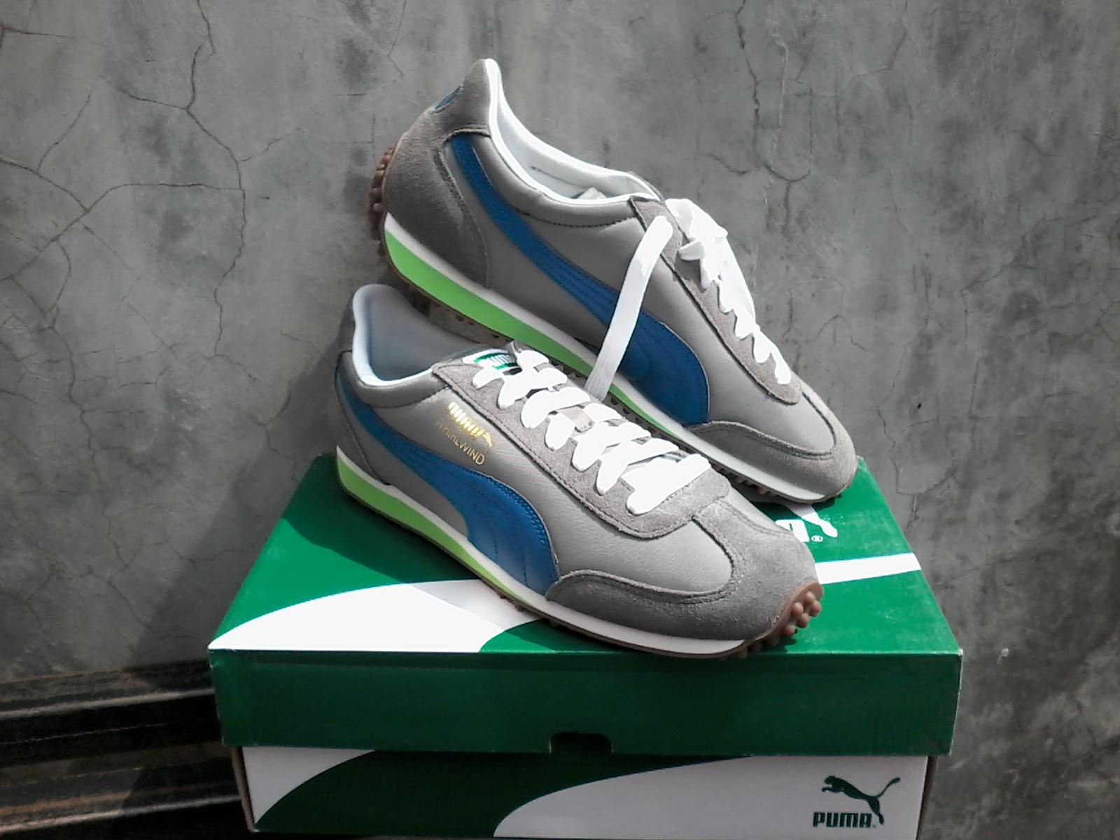 Sepatu Casual Puma Whirlwind Classic Grey ~ Toko Sepatu Original Anti Kw fcf692d7fe
