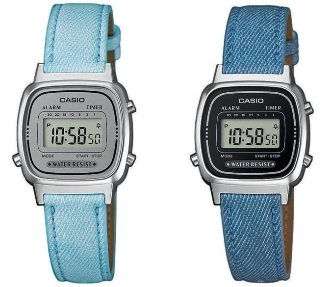 Sorteo: reloj retro de mujer casio