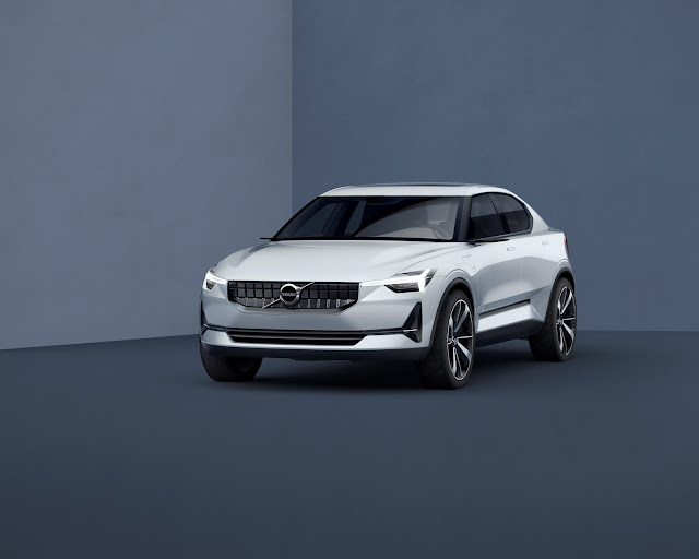 An All-New Range Of Entry Premium Segment Revealed By Volvo