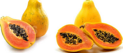 Papaya Fruit Face Mask to Brighten Aging Skin