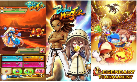 Bulu Monster MOD v3.20.7 Bulu Points Unlimited APK Terbaru