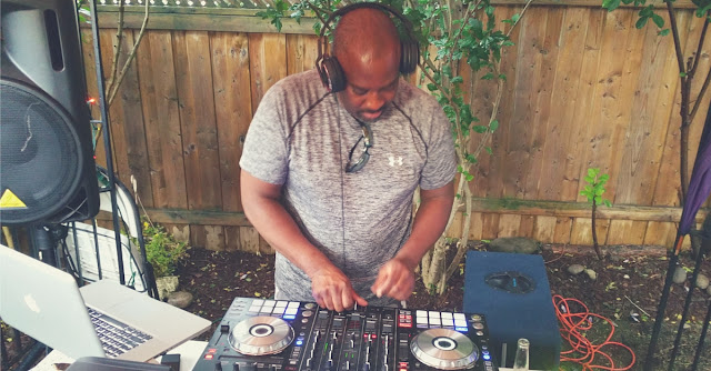 Toronto DJ Clive Garnette PhatBeatsTO