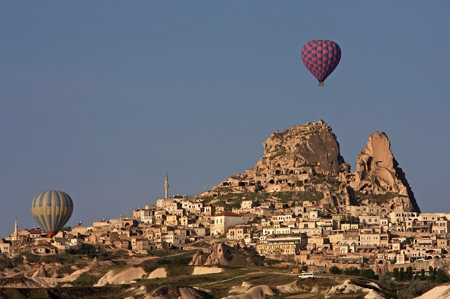 Cappadocia Uçhisar Castle