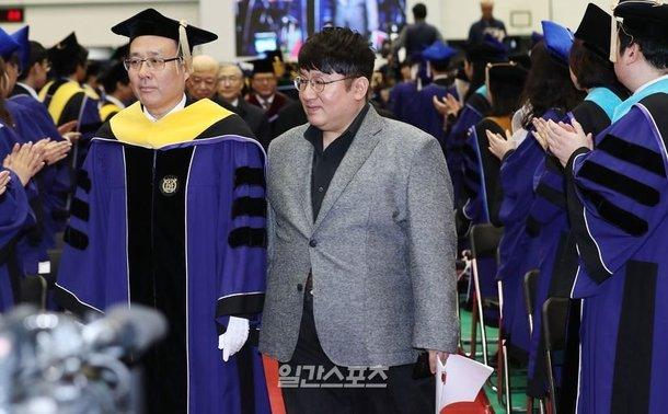 Bang Shi Hyuk'un kilo artışı hayranları endişelendirdi