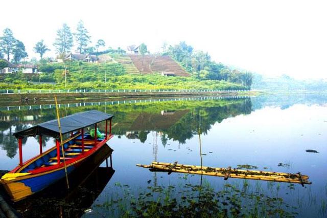 Danau Mas Harum Bastari Bengkulu