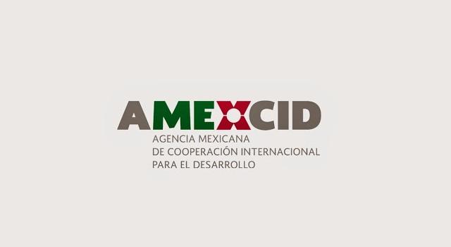 Logo Agencia Mexicana de Cooperación Internacional para el Desarrollo
