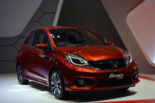 Harga Brio generasi 2018