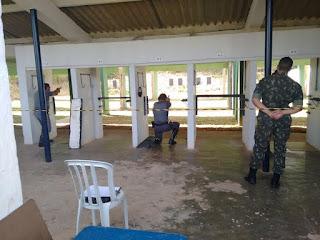 Guarda Municipal de Jundiaí realiza campeonato de tiro com as forças policiais no 12º G.A.C