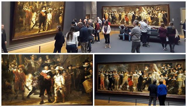 ronda de noche Rijksmuseum