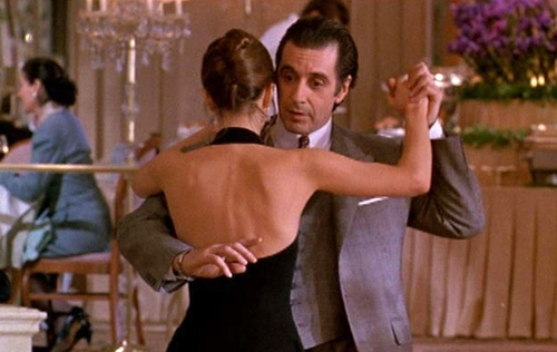 scent of a woman tango