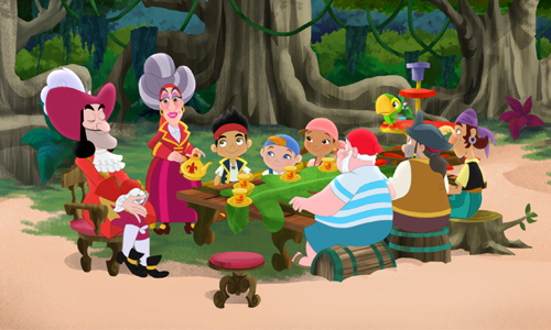 JAKE AND THE NEVER LAND PIRATES Premiering Friday, May 9 at 8:30 a.m., ET/PT on Disney Channel