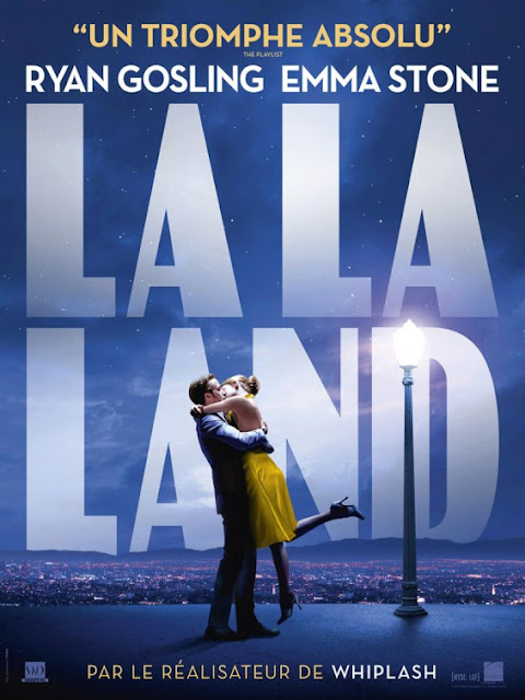 La La Land French movie Poster
