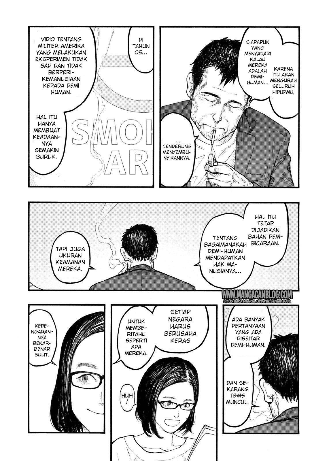 Dilarang COPAS - situs resmi www.mangacanblog.com - Komik ajin 046 - selamat pagi, sampai jumpa besok 47 Indonesia ajin 046 - selamat pagi, sampai jumpa besok Terbaru 21|Baca Manga Komik Indonesia|Mangacan