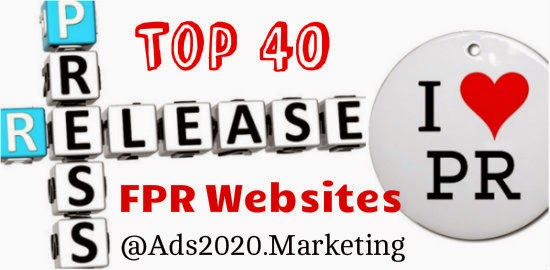 Top-40-Free-Press-Release-Websites