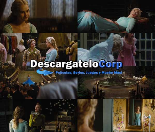 Descargar Cenicienta DVDRip Latino