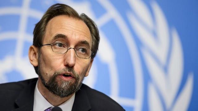 UNO-Menschenrechtskommissar rügt Behandlung von Flüchtlingen in Mazedonien