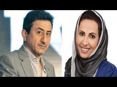 بالصور تعرف على زوجة الممثل السعودي ناصر القصبي