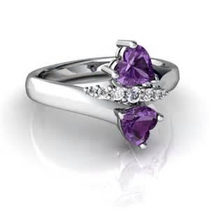 Best Amethyst Wedding Rings