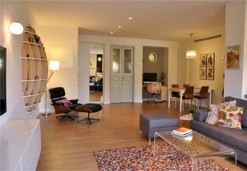 Prima e dopo di un appartamento a israele arredamento facile for Immagini di appartamenti ristrutturati