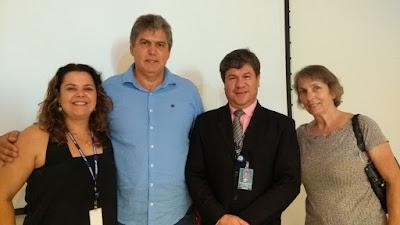 Prefeito de Cajati participa de Rodada de Negócios em comemoração aos 20 anos do escritório regional do Sebrae