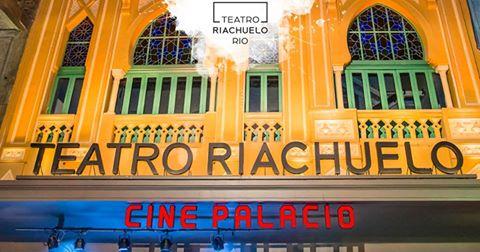 8cdef09c6b A argentina do samba  Teatro Riachuelo Rio abre en el histórico ...