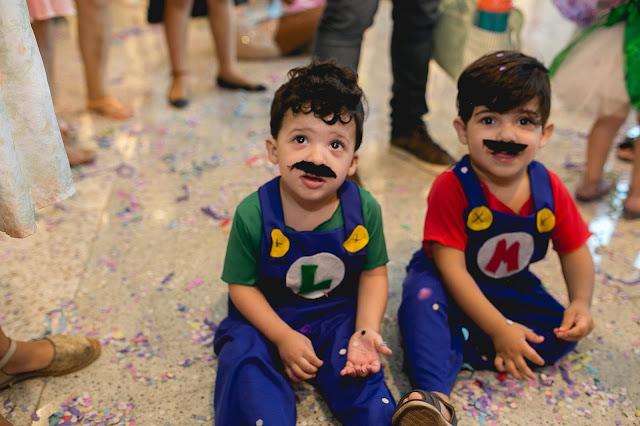 carnaval para crianças