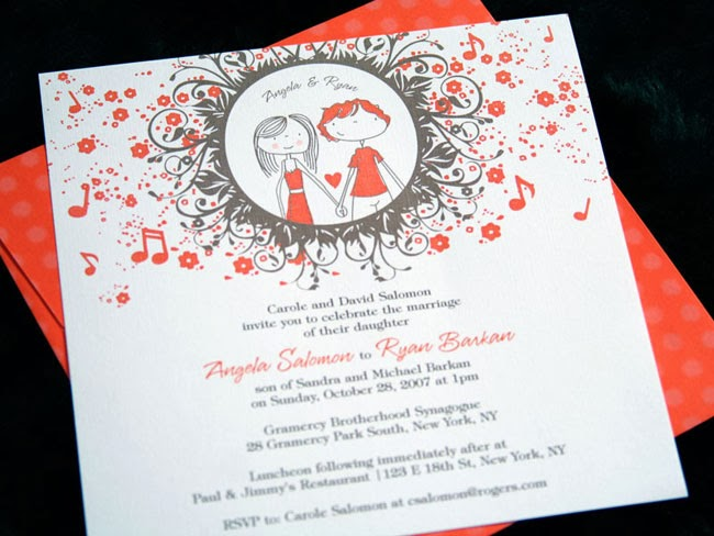 Homemade Invitations Wedding: Vintage Wedding Invitations: Homemade Wedding Invitation Ideas