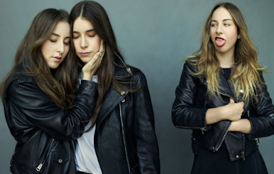"""Lirik Lagu HAIM - You Never Knew"""