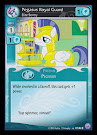 My Little Pony Pegasus Royal Guard, Elite Sentry Premiere CCG Card