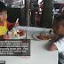 'Mereka berdua berjalan tanpa selipar, minta derma untuk perbelanjaan sekolah'
