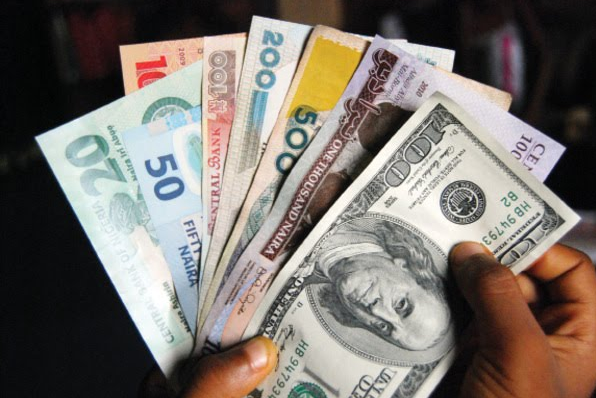 Cur Dollar To Naira Exchange Rate