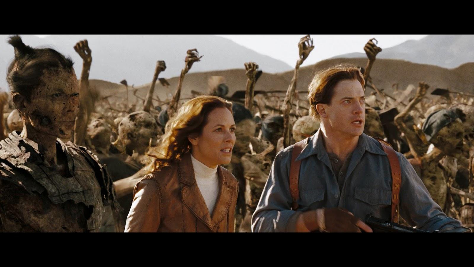 La Momia: La Tumba del Emperador Dragón (2008) Full HD 1080p Latino - Ingles captura 4