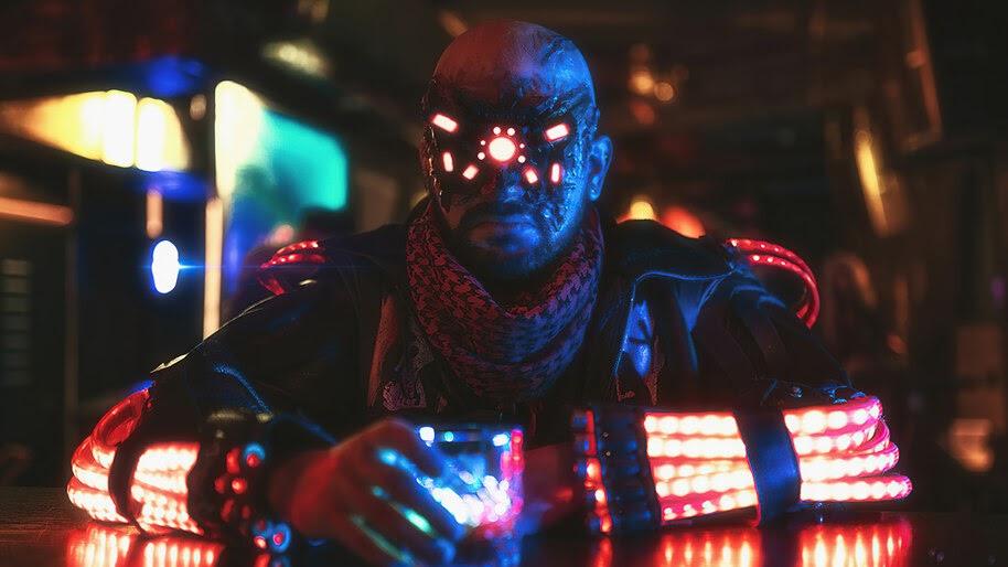 Cyberpunk 2077, Royce, 4K, #3.2272