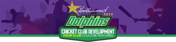 Hollywoodbets Club Cricket Development together with Dolphins Cricket