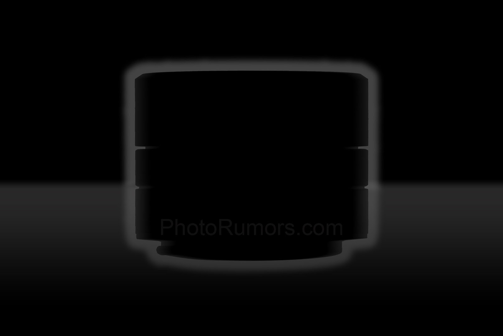 Силуэт объектива Oprema Jena Biotar 58mm f/2