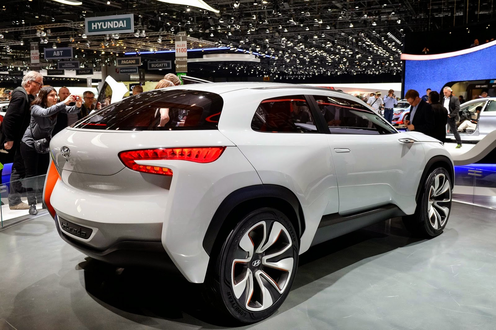 Hyundai Could Launch A Nissan Juke Rival In Europe And U.S ...