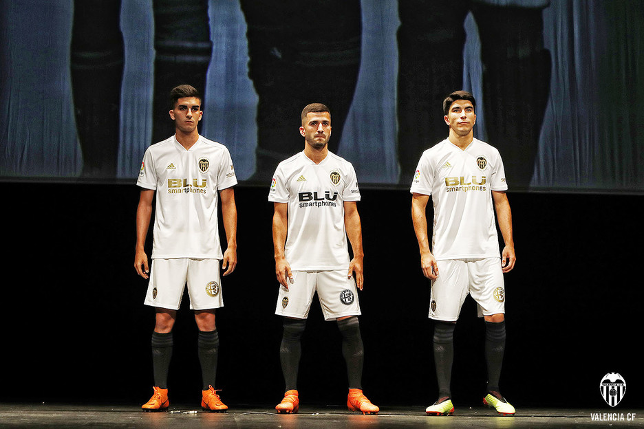 c7f17efb366e Puma To Replace Adidas as Valencia CF Kit Maker - Leaked Soccer - Nike and  Adidas Cheap Football Boots Sale.