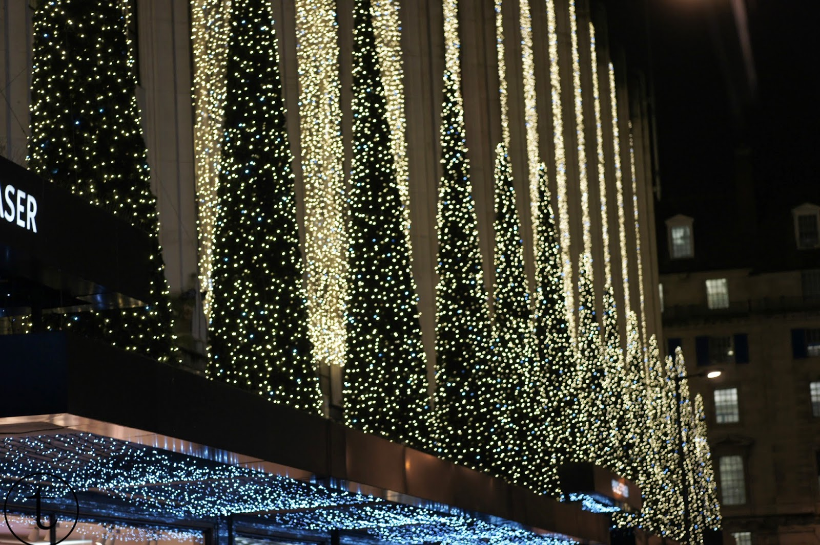 house of fraser christmas decoration